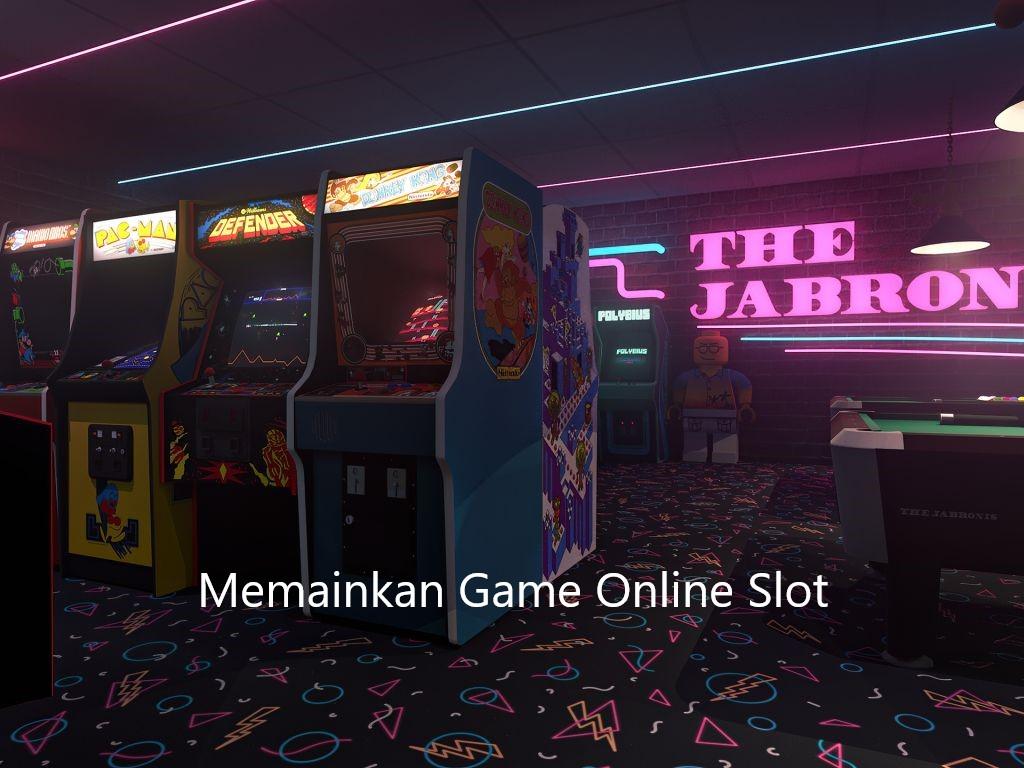 Game Slot Online Terpercaya Dan Terbaik No 1 Di Indonesia